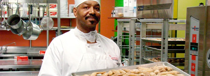 maryland food bank culinary program