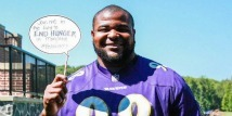 Brandon Williams: Ravens' Big Man with a Big Heart