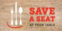 Local Restaurants Join Maryland Food Bank's 'Save a Seat' Campaign