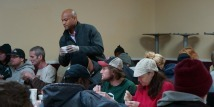 Giving Back: Wes Moore Takes Time to Serve Others