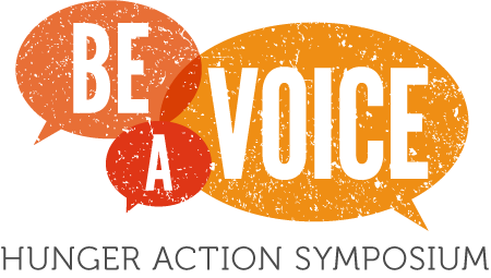 Be A Voice Hunger Action Symposium 2016