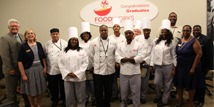 Celebrating the Graduation of Our 20th FoodWorks Class