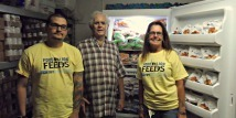 Food Lion Hosts Great Pantry Makeover at Hope Fellowship Church