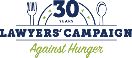 Lawyers' Campaign Against Hunger - 30th year