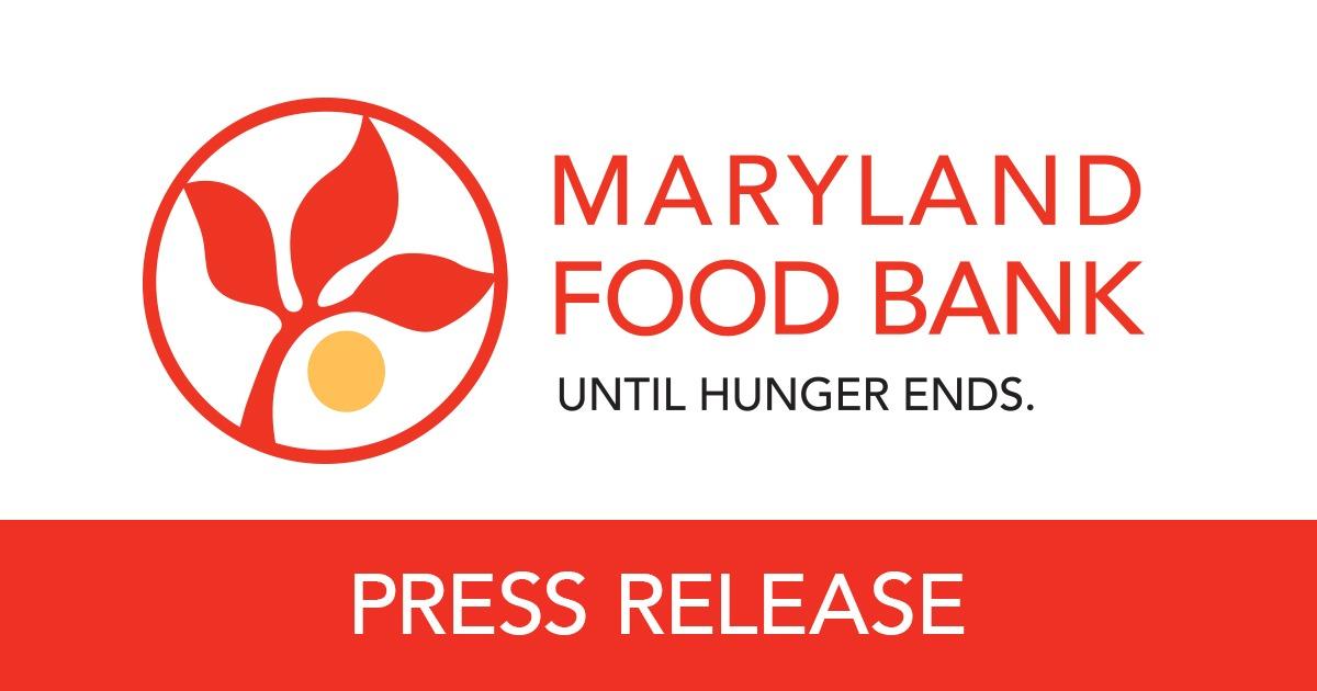 Maryland Food Bank Snap
