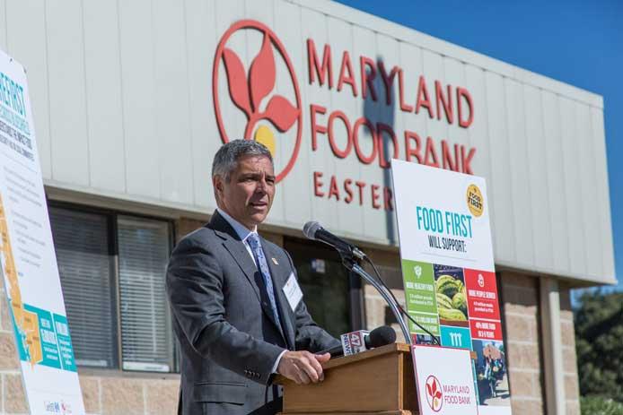 Maryland Food Bank Salisbury