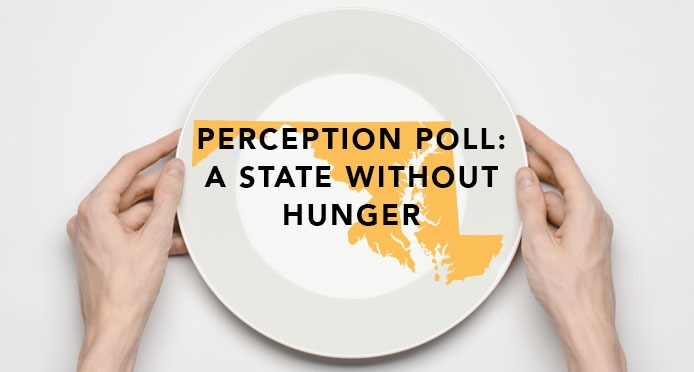Perception poll: a state without hunger