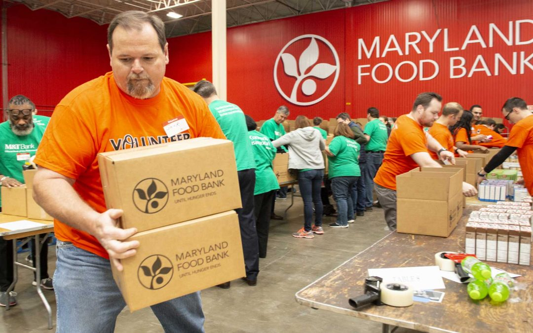 Pack to Give Back 2018: Holiday Meals for Hungry Marylanders