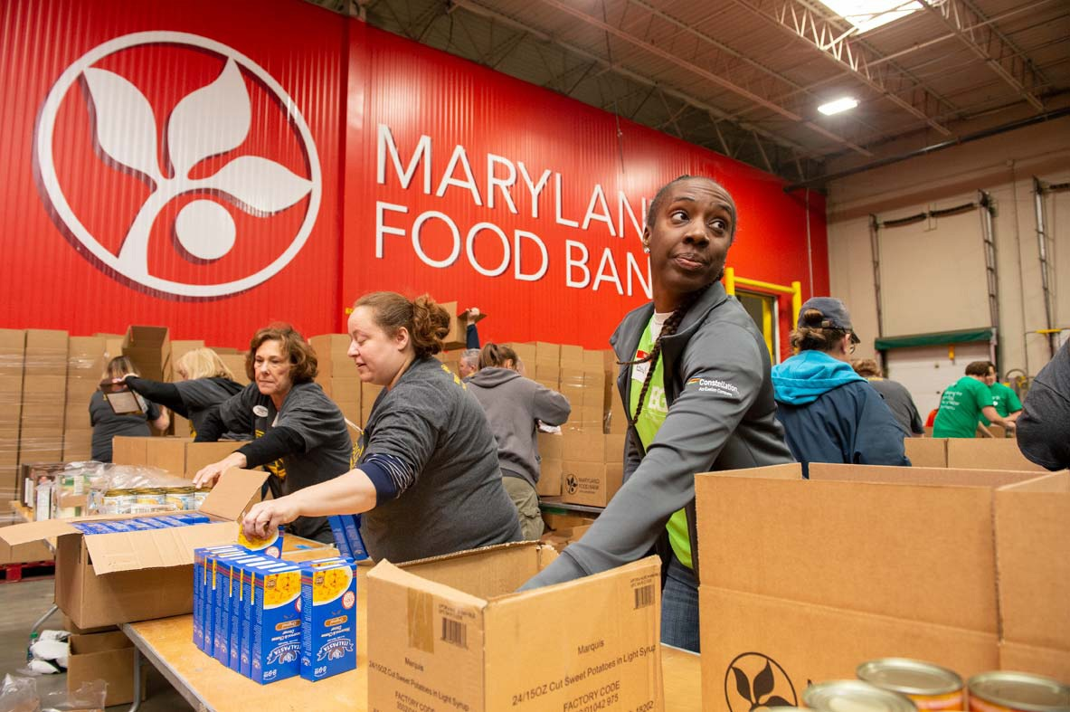 Maryland Food Bank A Hunger Relief Non Profit Donate Now