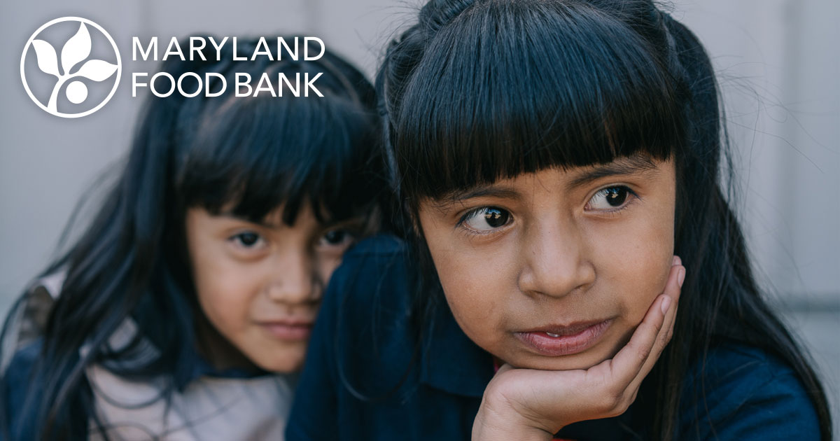 Maryland Food Bank - A Hunger Relief Non-Profit   Donate Now