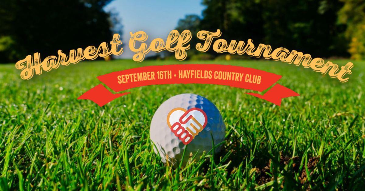 harvest golf tournament