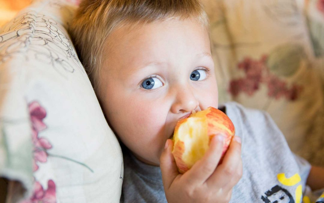 Childhood Hunger: Increasing Potential by Feeding Kids Nutritious Foods