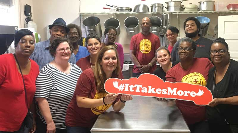 ittakesmore day of service