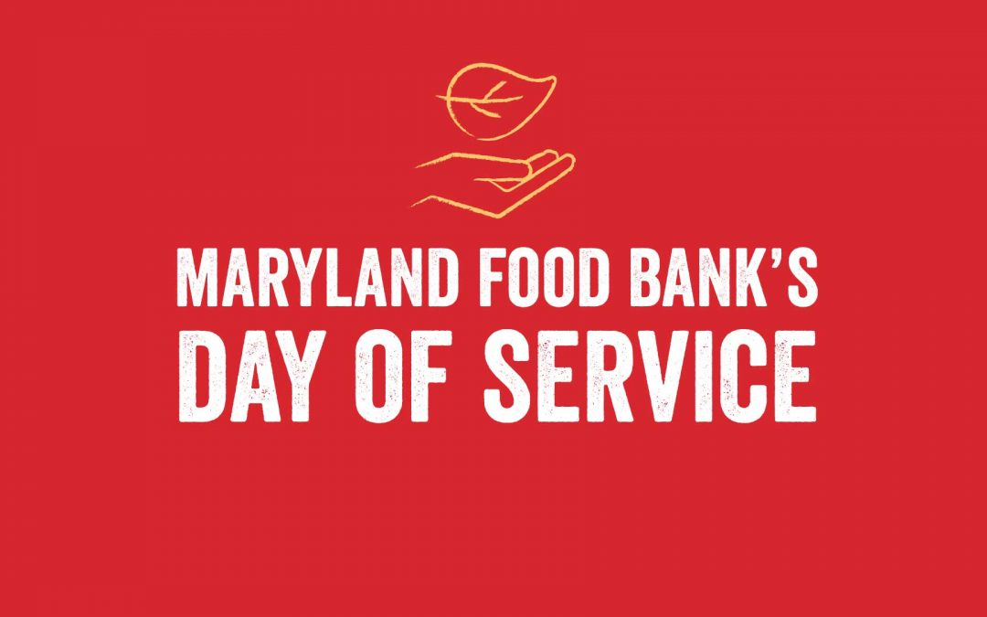Maryland Food Bank: 2019 Day of Service