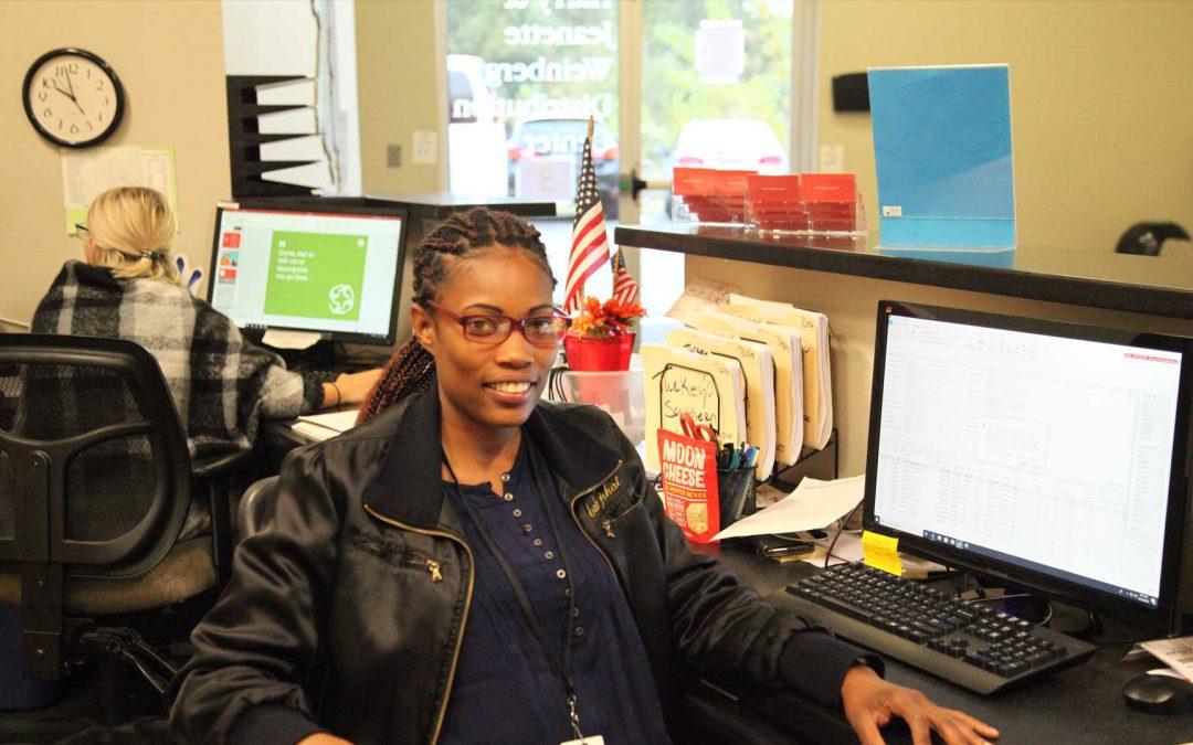 Passionate About People: Meet Partner Services Volunteer Georgina Thompson