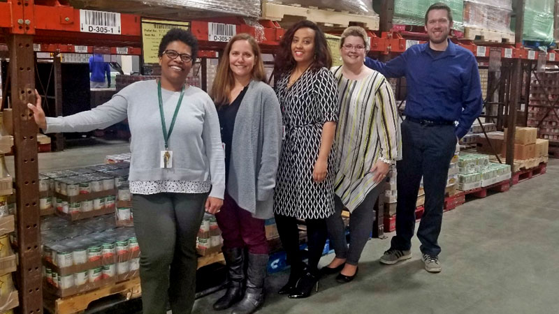 Maryland Food Bank's Regional Program Directors 2019