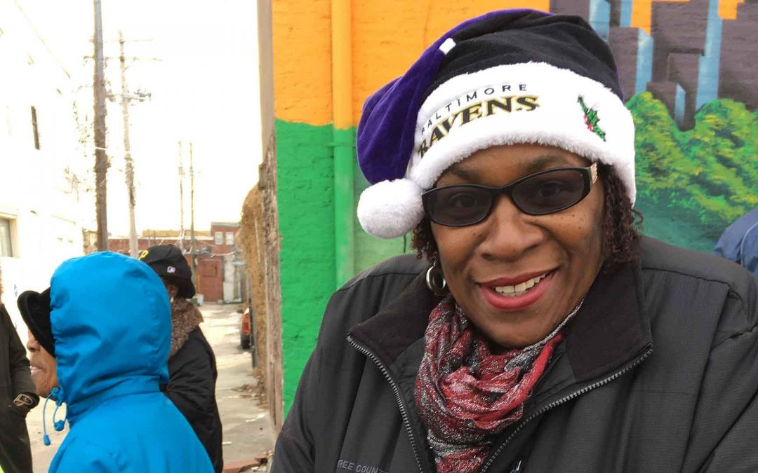 Facing Hunger in Maryland: U.S. Army Veteran Linda Bullock