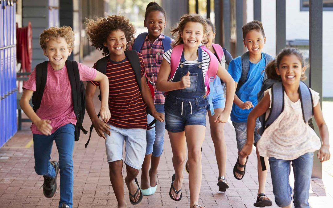 Transitioning Kids Back to School