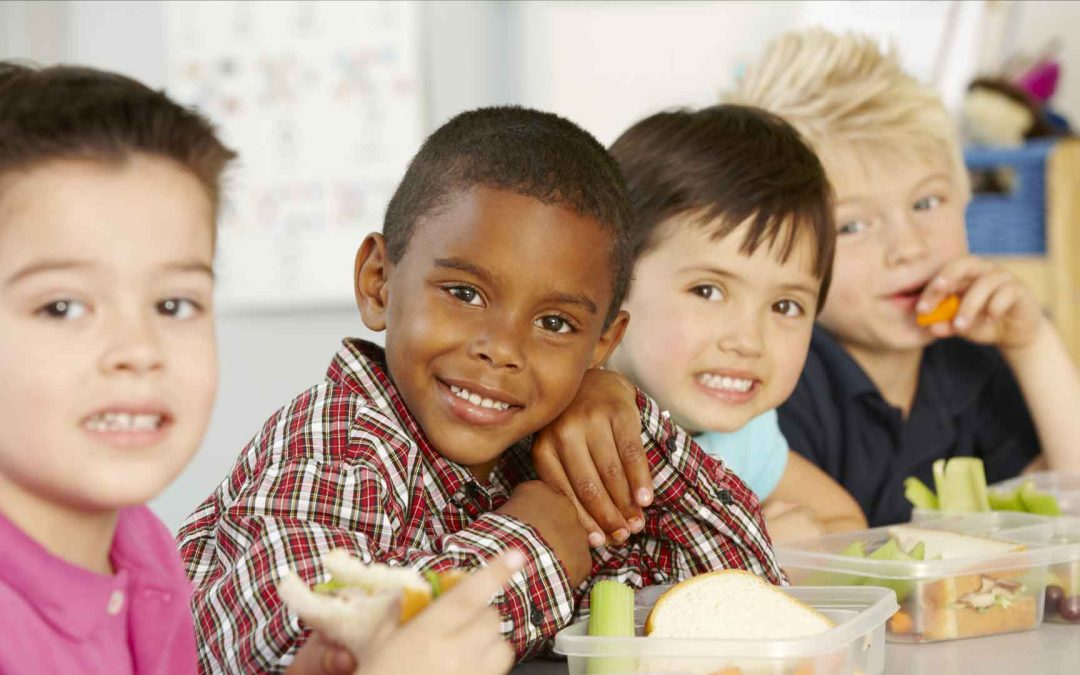 How Federal Programs Are Helping Hungry Children in Maryland