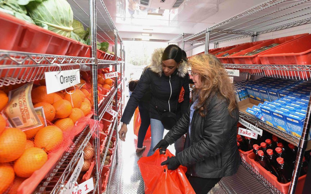 A New Strategic Direction for the Maryland Food Bank